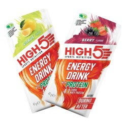 HIGH5 ENERGY DRINK WITH PROTEIN 4:1 PULVERIS