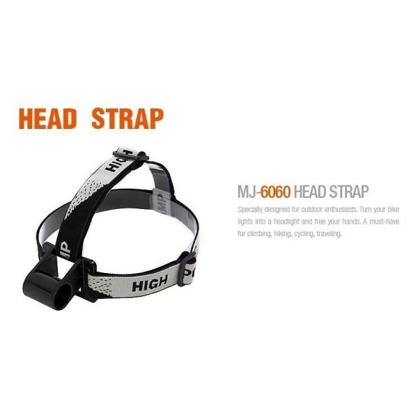 MAGICSHINE HEAD STRAP SOFT MJ-6060