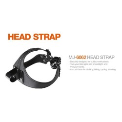MAGICSHINE HEAD STRAP HARD  MJ-6062